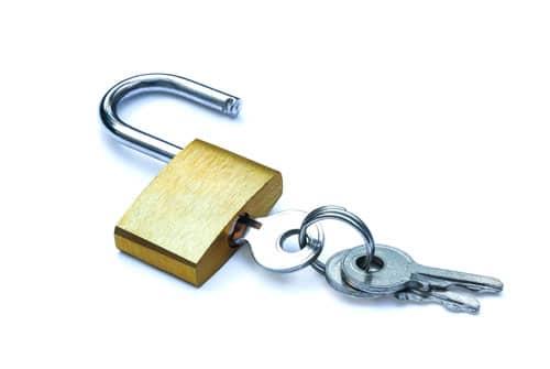 Orem Moving Supplies Locks